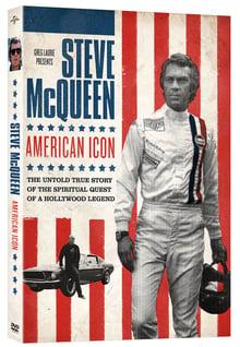 Steve McQueen: American Icon DVD